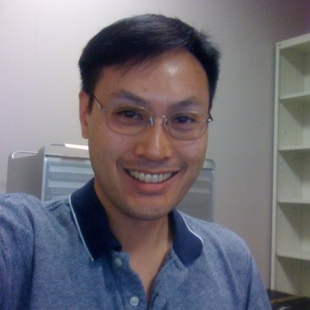 DR. KEITH CHING